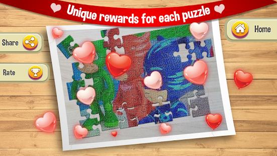 Pj Jigsaw Puzzle - náhled