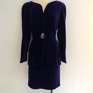 Thierry Mugler Vintage Power Suit