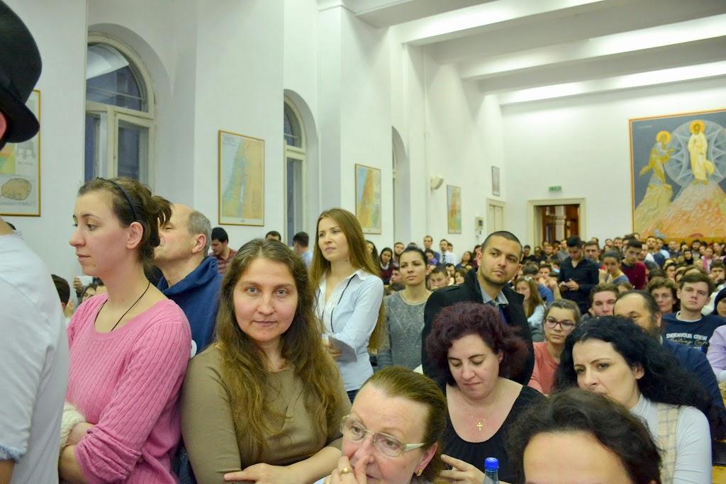 Pr. Constantin Necula despre tineri, FTOUB 120