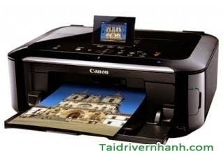 Tải về phần mềm máy in Canon PIXMA MG5370 – hướng dẫn cài đặt