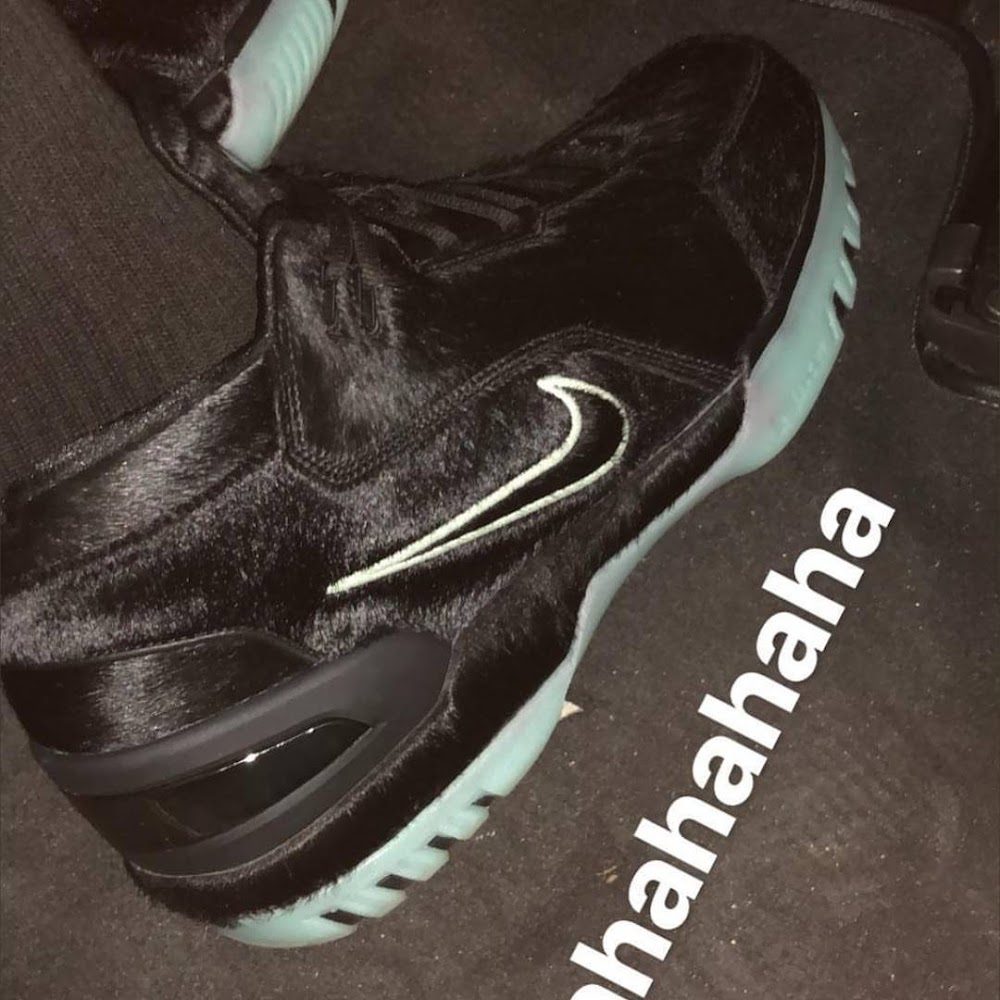 163731d03f9c ... ICYMI LeBron James Wore 5 Different Shoes During the AllStar Weekend ...