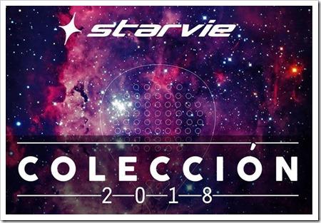 Starvie presenta su colección de palas más estelar. La 2018 ya está aquí.