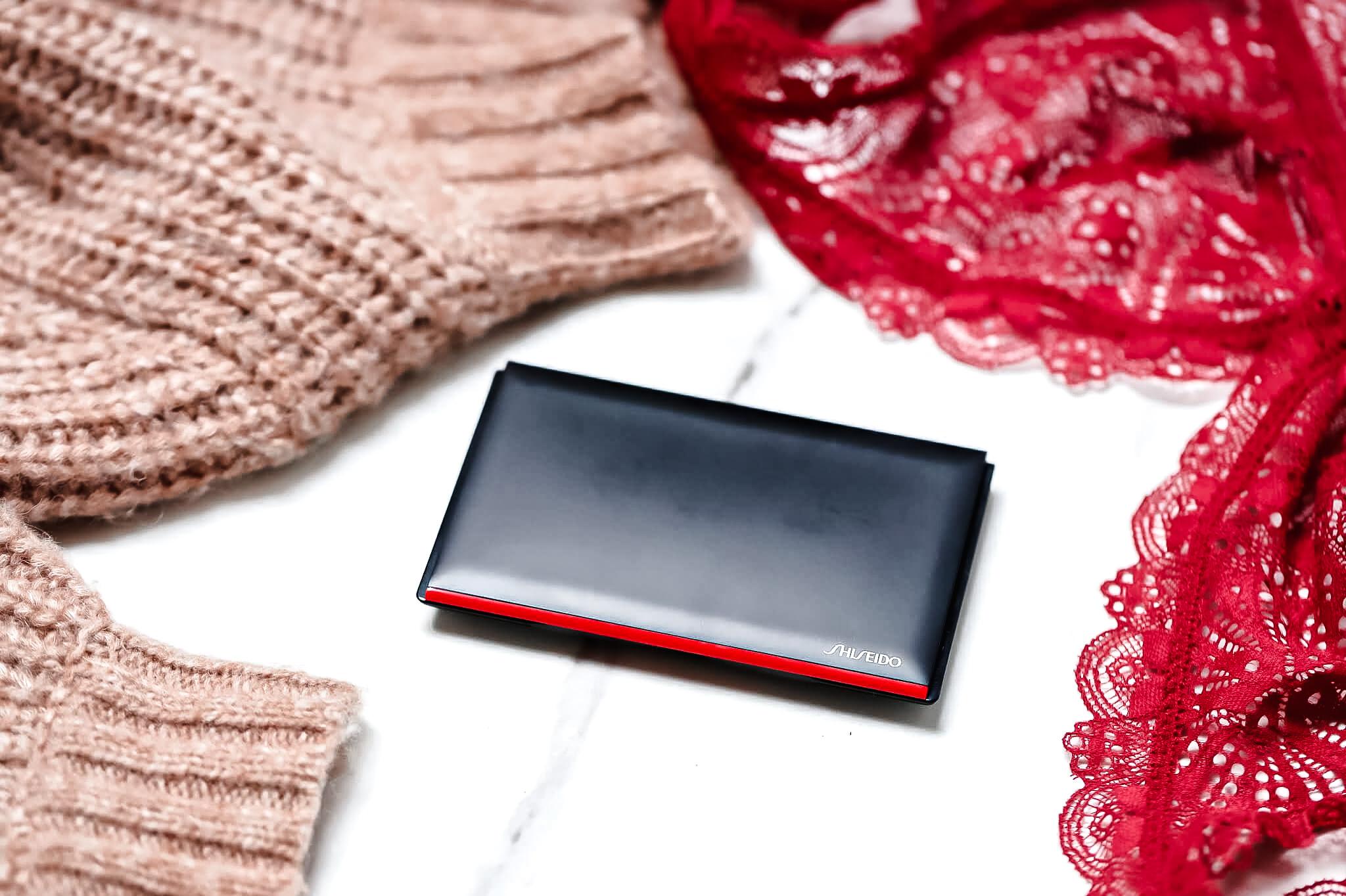 Shiseido Synchro Skin Compact