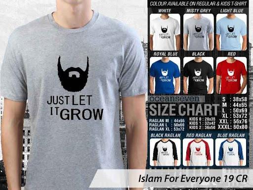 Kaos Distro Islami For Everyone 19 distro ocean seven
