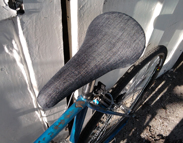 Levi's® Commuter - для тех, кто предпочитает велосипед.