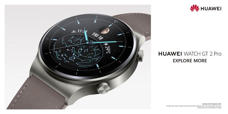 huawei watch gt pro