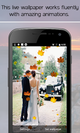 My Photo Animated Wallpaper by Bhavik International Apps (Google Play, United States) - SearchMan App Data & Information