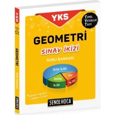 Şenol Hoca Yayınları - TYT - AYT Geometri - Soru Bankası