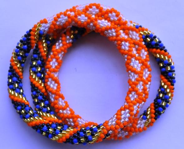 New Style Glass Bracelets