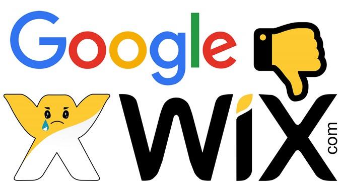 WIX é bom para o designer, mas ruim para SEO e pagerank do Google