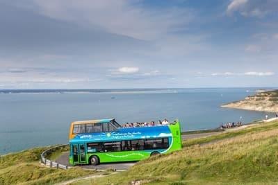 Isle of Wight bus