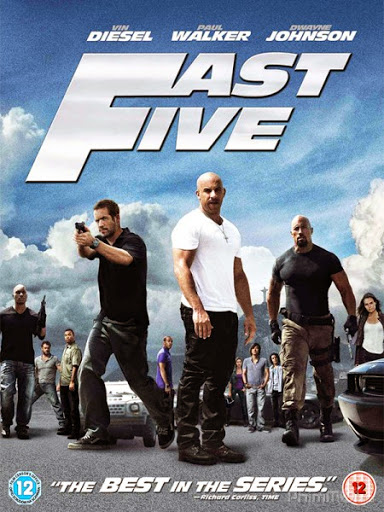 Fast and Furious 5: Rio Heist - Fast Five