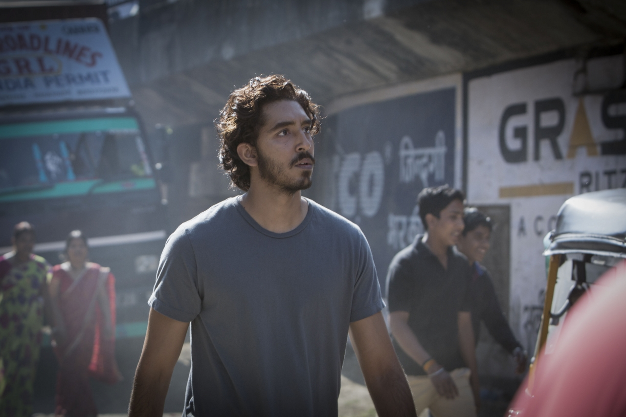 Dev Patel stars in LION. (Photo by Mark Rogers / courtesy of The Weinstein Company).