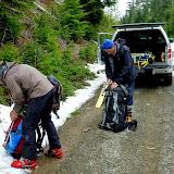 Baker ski trip May 2014