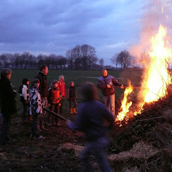 Osterfeuer 2010