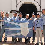 Delegación Grupo IV Pirsas En Villa Vieja Puerta del desierto de la Tatacoa