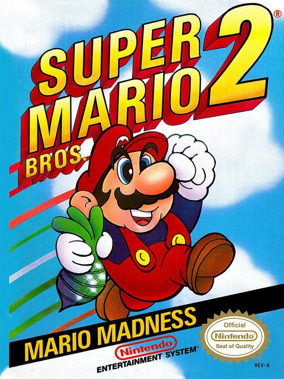 GEÇMİŞTEN GÜNÜMÜZE MARIO: SUPER MARIO BROS.2 (1988)