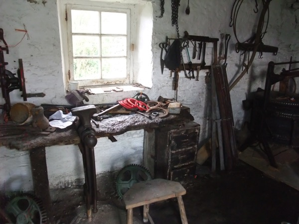 Inside Blacksmith