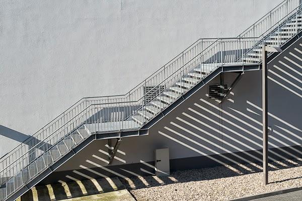 Multi-Landing Stairway Fabrication