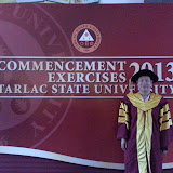 Tarlac State University Convocational Ceremony 2013