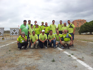 CAMPEONATO ANDALUZ POR EQUIPOS 2012