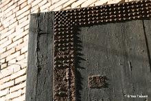 Rue Yaowangmiao : porte ancienne