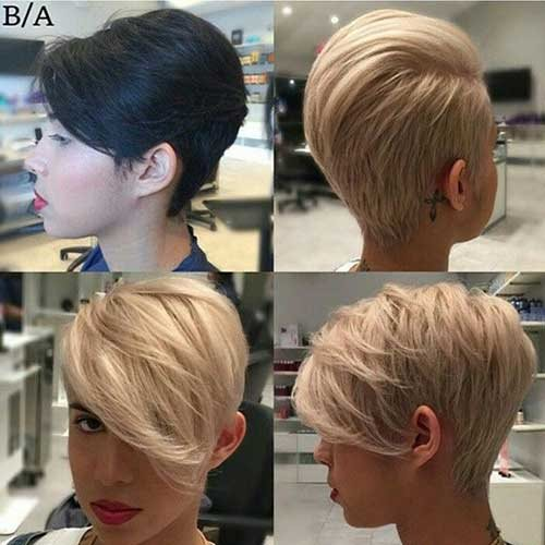Short Hair Cuts Styles For 2015 2016 Styles 7