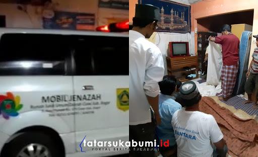 Tukang Pindang Cue Keliling Asal Sukabumi Meninggal Dunia di Bogor