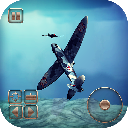World War of Warplanes 2: WW2 Plane Dogfight Game file APK for Gaming PC/PS3/PS4 Smart TV