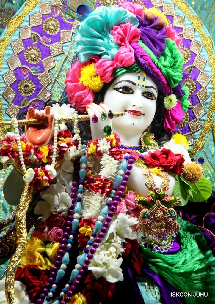 ISKCON Juhu Sringar Deity Darshan on 24th July 2016 (16)