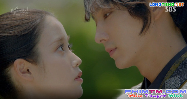 Moon Lovers: Tứ hoàng tử Lee Jun Ki bị ép cưới… cháu gái 12 tuổi - Ảnh 8.