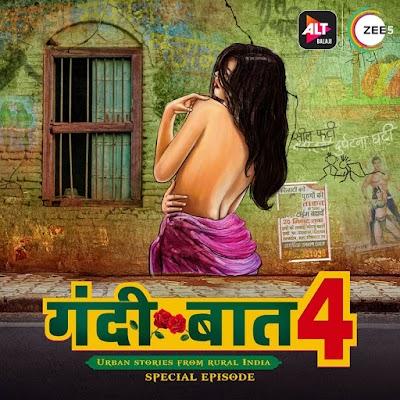 Poster Of Gandii Baat Season 04 2019 Watch Online Free Download