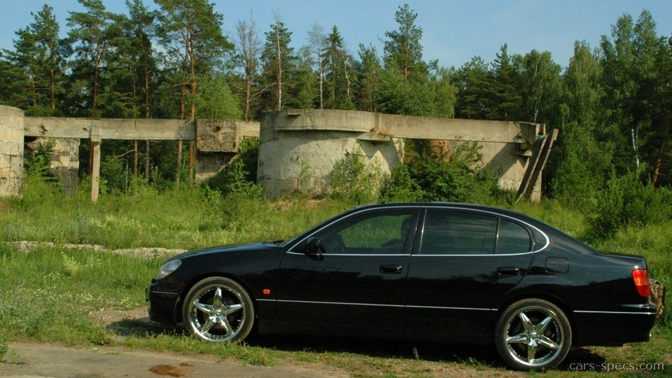 1999 lexus gs 400 sedan specifications pictures prices. Black Bedroom Furniture Sets. Home Design Ideas