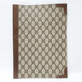 Gucci Notebook Cover