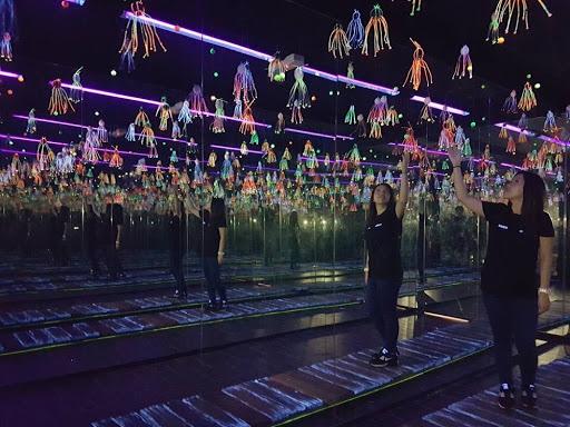 Dark Mansion, 3D Glow in the Dark Museum Penang