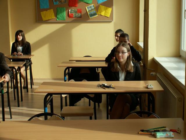 Pierwszy egzamin gimnazjalny w ZS nr 2 w Dukli 2011 - PICT1347_1.JPG