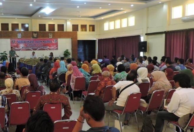 28 Desa Di Ngawi Menerima Bantuan Program Jalin Matra