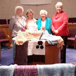 2014-10-19 Crocheted Blankets