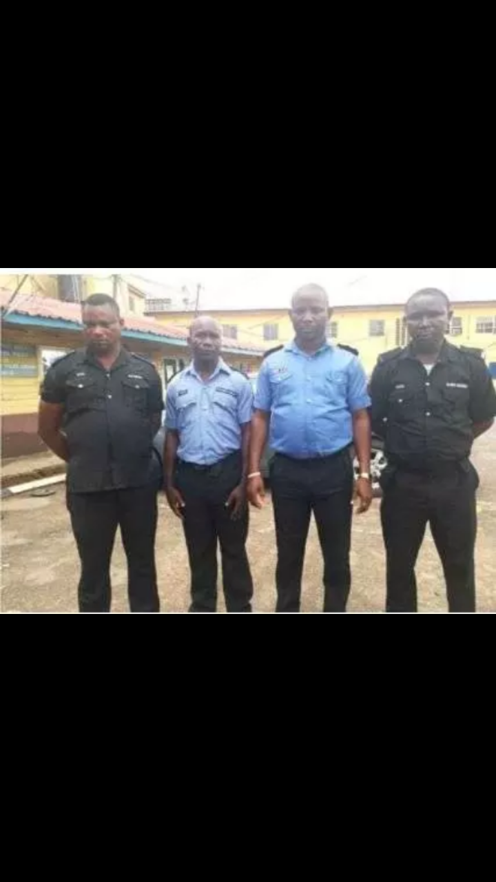 Four Police Officers Who Shot Robbery Suspects Dead In A Bus, Dismissed For Killing