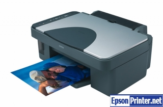 Download reset Epson RX430 printer program