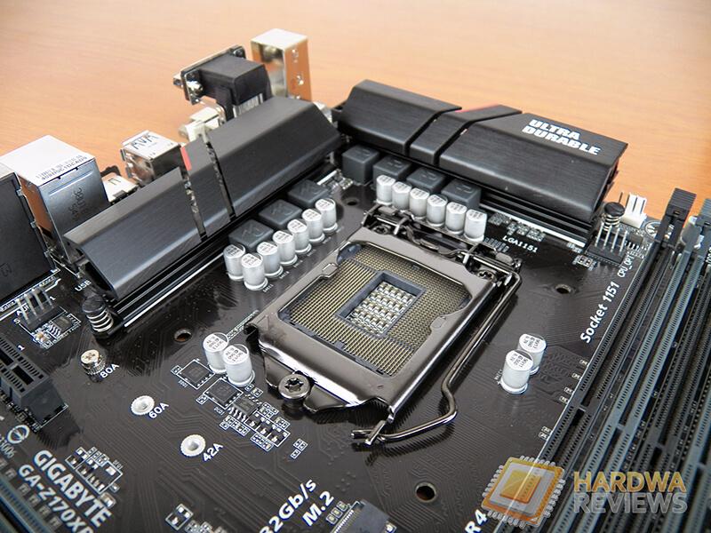 Gigabyte Z170XP-SLI socket