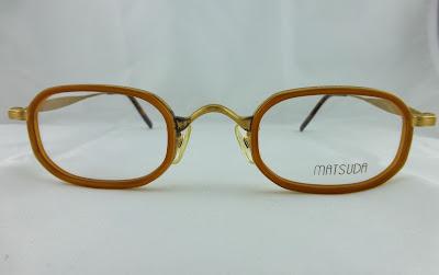 Matsuda eyeglasses frame, Beautiful Vintage Mens ...