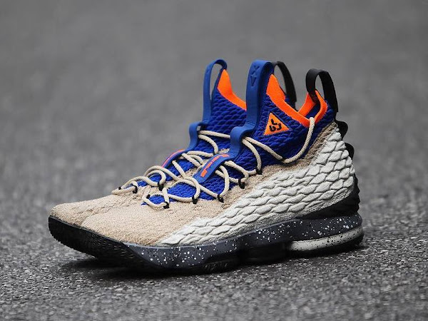 wholesale dealer fbbf0 422cb Nike LeBron 15 'Mowabb' Marks Second #LeBronWatch Release ...