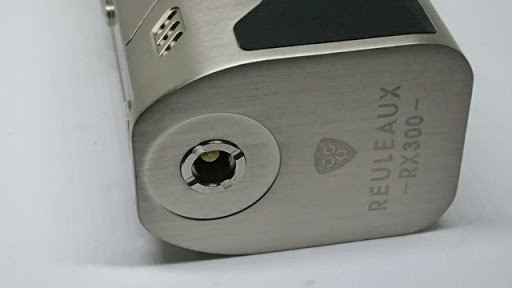 DSC 1404 thumb%25255B3%25255D - 【MOD】男のロマン「Wismec Reuleaux RX300」4本バッテリーMODのレビュー。でかくておもくてそれは鉄塊だった【ドラゴンころし】
