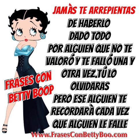 Betty Frase Betty Boop Hello Foros Uniendo Latinos Por