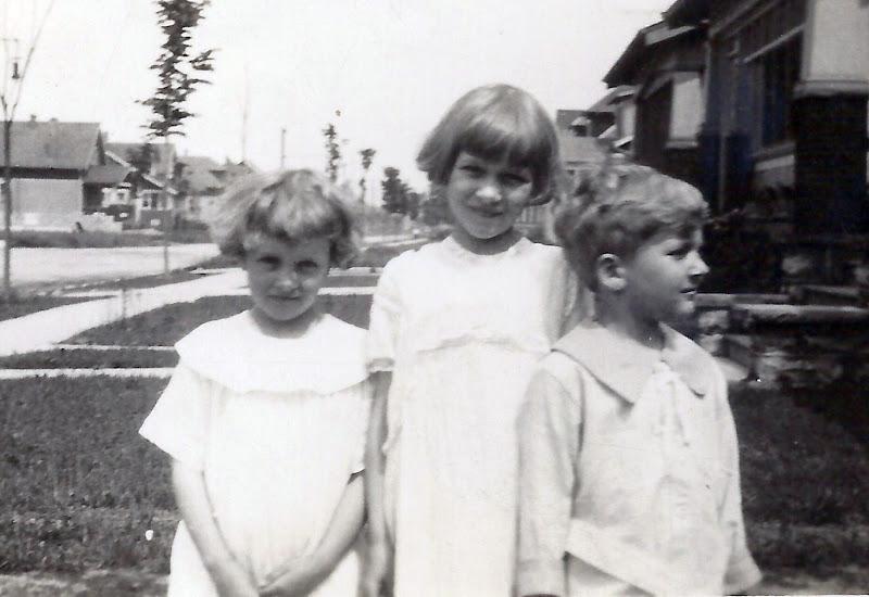 Anne, Dorothy and Bob