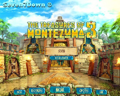 The Treasures of Montezuma 3 Em Português