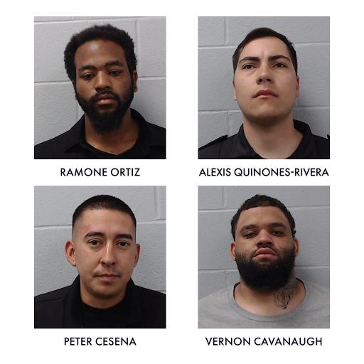 San Marcos police arrest 4 men impersonating security officers