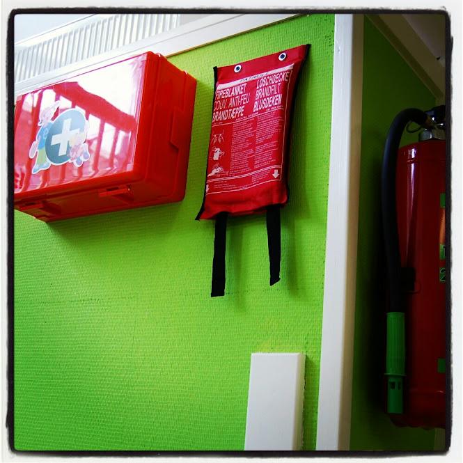 Veiligheid Kind Keuken : Daarnaast is elke ruimte in ons verblijf voorzien van een camera die