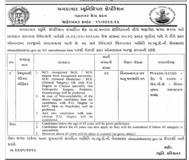 the pharmacist letter amc recruitment for casualty officer posts 2016 3142